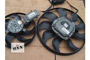 б/у Вентиляторы осн радиатора Volkswagen Touareg
