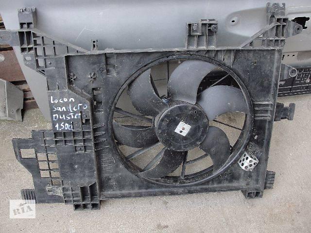 купить бу Б/у вентилятор осн радиатора для легкового авто Renault Duster В НАЛИЧИИ!!! в Львове