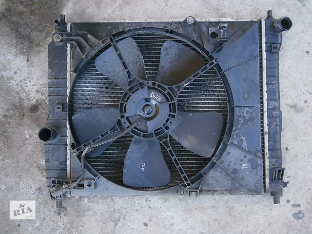купить бу б/у Система охлаждения Вентилятор радиатора Легковое авто Седан Chevrolet Aveo в Луцке
