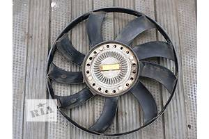 б/у Вискомуфта/крыльчатка вентилятора Audi A6