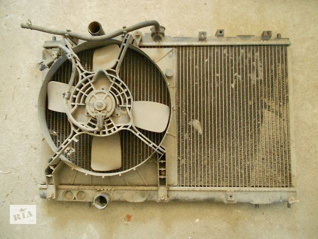 бу Б/у Система охолодження Вентилятор осн радіатора Легковий Mitsubishi Lancer 1997 в Чопе