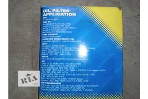 Новые Масляные фильтры Volkswagen B5