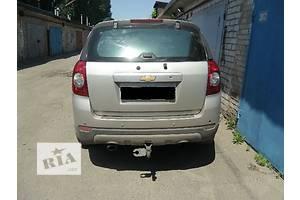 б/у Глушители Chevrolet Captiva