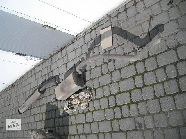 купить бу б/у Система впуска и выпуска Глушитель Легковой Ford Focus 2009 в Львове