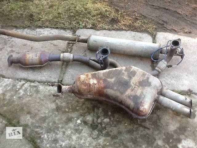 купить бу б/у Система впуска и выпуска Глушитель Легковой Opel Vectra B в Самборе