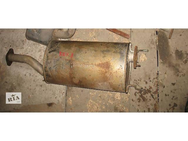 бу б/у Система впуска и выпуска Глушитель Легковой SsangYong Rexton II в Луцке