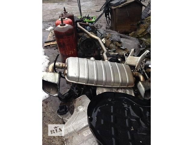 продам б/у Система впуска и выпуска Глушитель Легковой Volkswagen Touareg Универсал 2011 бу в Одессе
