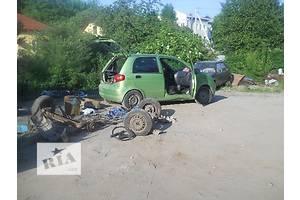 б/у Коллекторы выпускные Daewoo Matiz