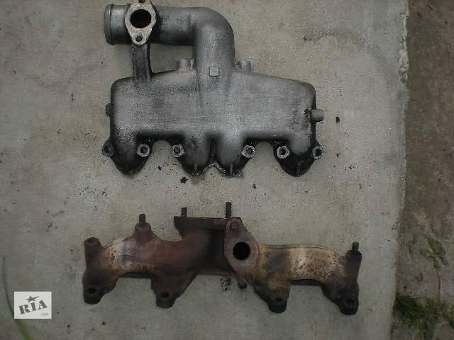 продам б/у Система впуска и выпуска Коллектор выпускной Легковой Volkswagen B5 бу в Ивано-Франковске