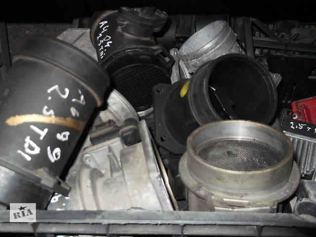 Б/у Система впуска и выпуска Расходомер воздуха Легковой Audi A6- объявление о продаже  в Львове