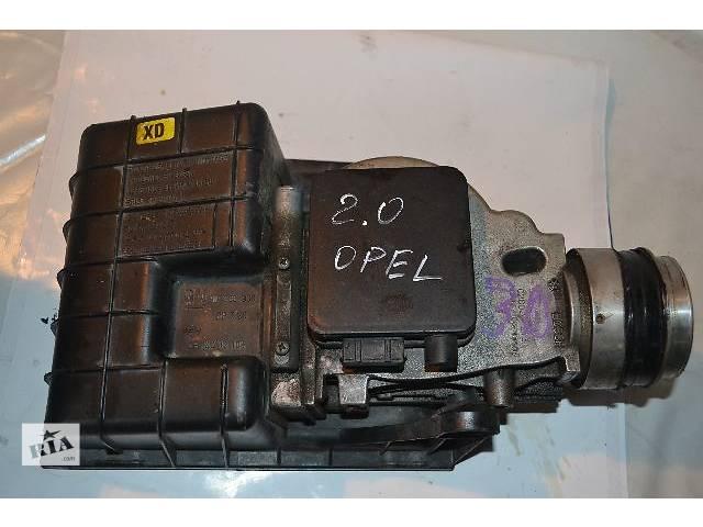 бу б/у Система впуска и выпуска Расходомер воздуха Легковой Opel 2,0 в Ковеле