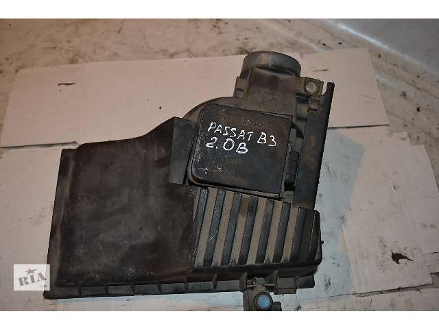 купить бу б/у Система впуска и выпуска Расходомер воздуха Легковой Volkswagen Passat B-3 2.0 в Ковеле