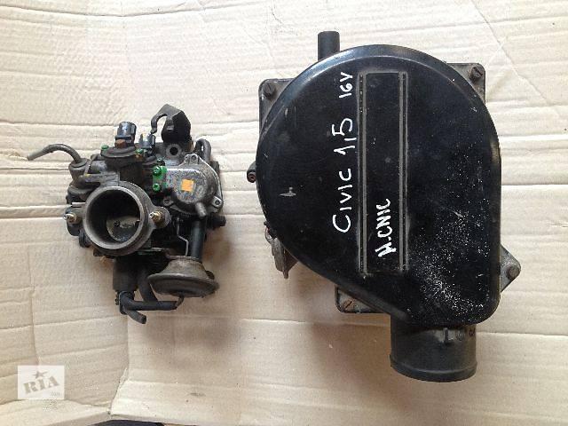 купить бу б/у Топливная система Карбюратор Легковой Honda Civic 1.5 16V в Луцке