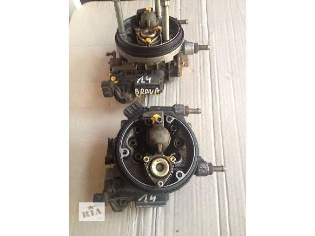 купить бу б/у Топливная система Моноинжектор Легковой Fiat Brava 1.4 в Луцке