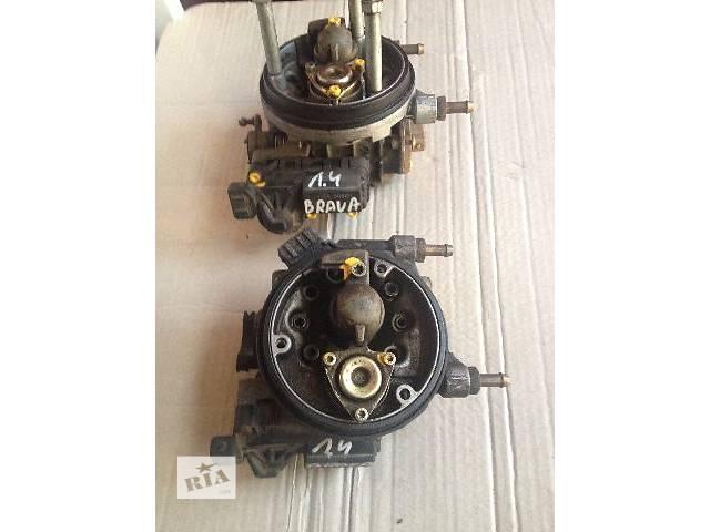 купить бу б/у Топливная система Моноинжектор Легковой Fiat Marea 1.4 в Луцке