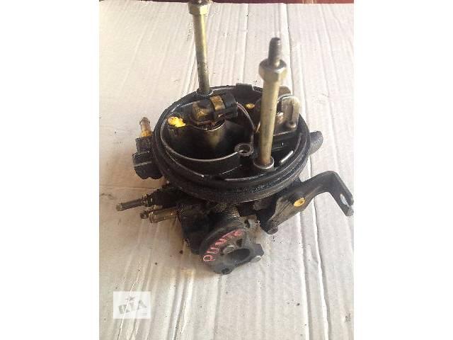 б/у Топливная система Моноинжектор Легковой Fiat Punto 1.1-1.2- объявление о продаже  в Луцке