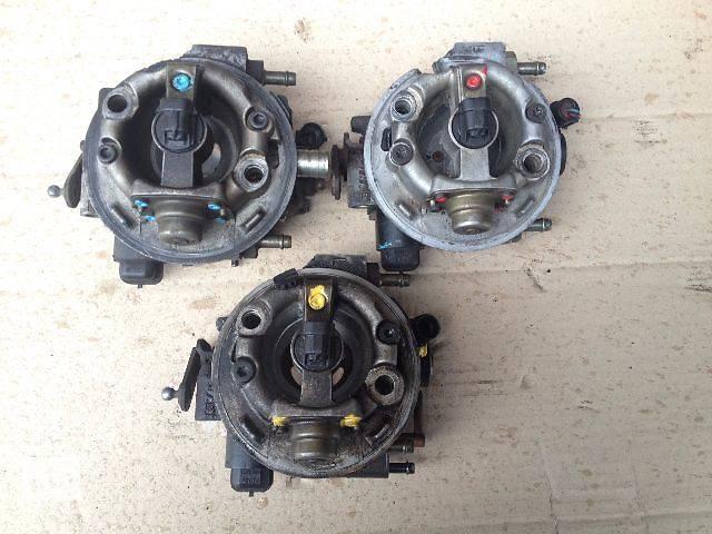 продам б/у Топливная система Моноинжектор Легковой Opel Combo бу в Луцке