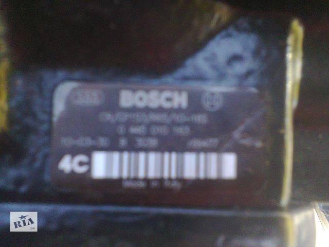 б/у Топливная система Насос топливный Легковой Citroen Jumper Грузовой Минивен 2005- объявление о продаже  в Жидачове