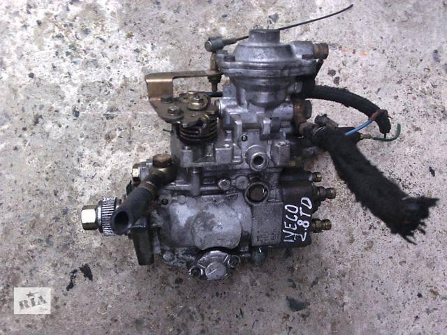 бу б/у Топливная система Топливный насос высокого давления/трубки/шест Грузовики Iveco 2.8TD в Ковеле