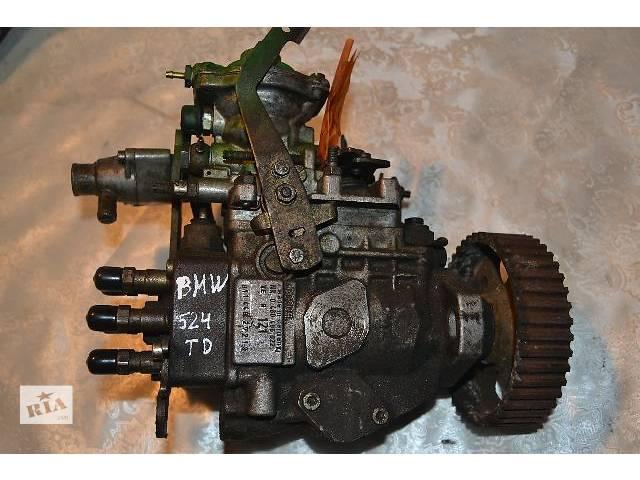 купить бу б/у Топливная система Топливный насос высокого давления/трубки/шест Легковой BMW 524 в Ковеле