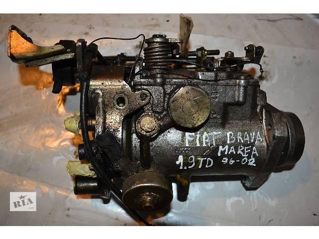 б/у Топливная система Топливный насос высокого давления/трубки/шест Легковой Fiat Brava 1.9TD- объявление о продаже  в Ковеле