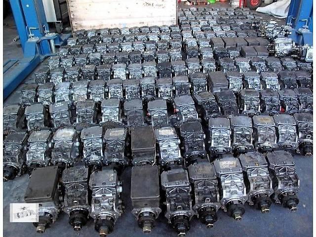 купить бу б/у Топливная система Топливный насос высокого давления/трубки/шест Легковой Fiat Doblo в Львове
