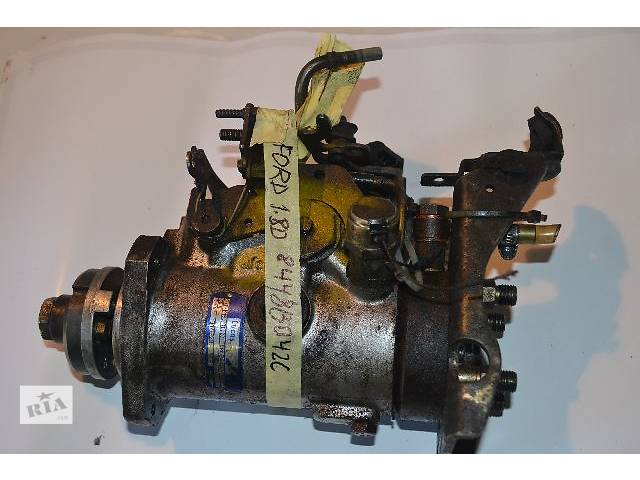 продам б/у Топливная система Топливный насос высокого давления/трубки/шест Легковой Ford Escort 1.8 D бу в Ковеле