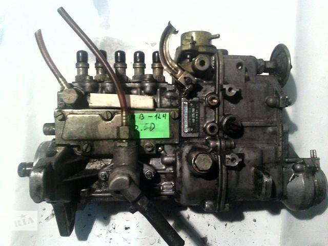 б/у Топливная система Топливный насос высокого давления/трубки/шест Легковой Mercedes 124 2.5D- объявление о продаже  в Ковеле