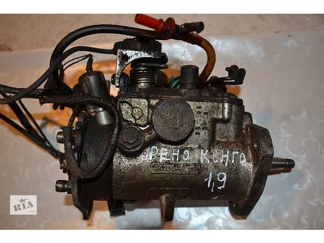 б/у Топливная система Топливный насос высокого давления/трубки/шест Легковой Renault Kangoo 1.9D- объявление о продаже  в Ковеле
