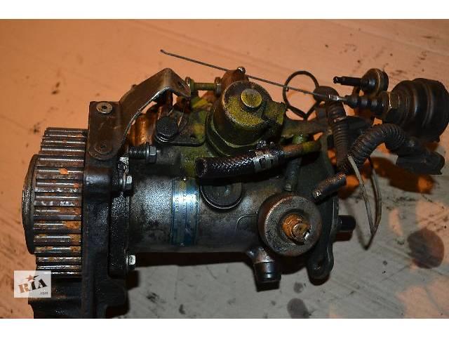 бу б/у Топливная система Топливный насос высокого давления/трубки/шест Легковой Renault Scenic 1.9TD в Ковеле