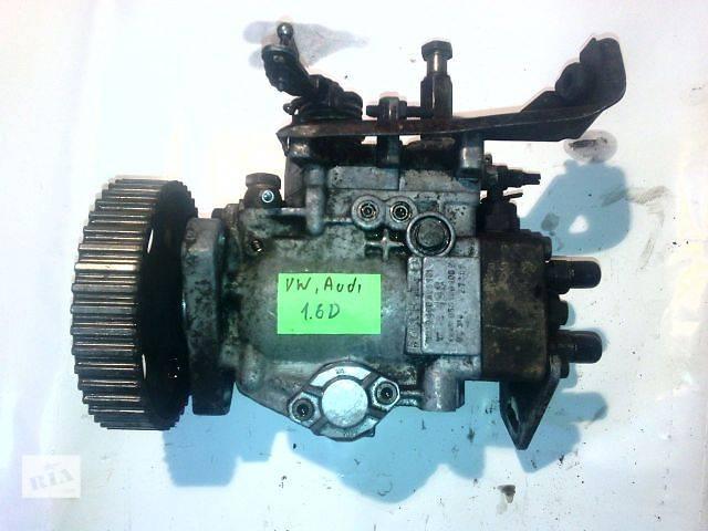 купить бу б/у Топливная система Топливный насос высокого давления/трубки/шест Легковой Volkswagen 1.6D в Ковеле