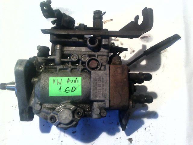 продам б/у Топливная система Топливный насос высокого давления/трубки/шест Легковой Volkswagen 1.6D бу в Ковеле