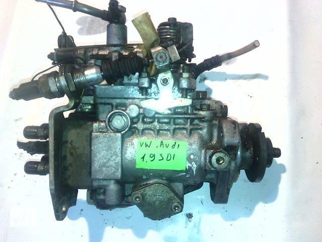 б/у Топливная система Топливный насос высокого давления/трубки/шест Легковой Volkswagen 1.9DSI- объявление о продаже  в Ковеле