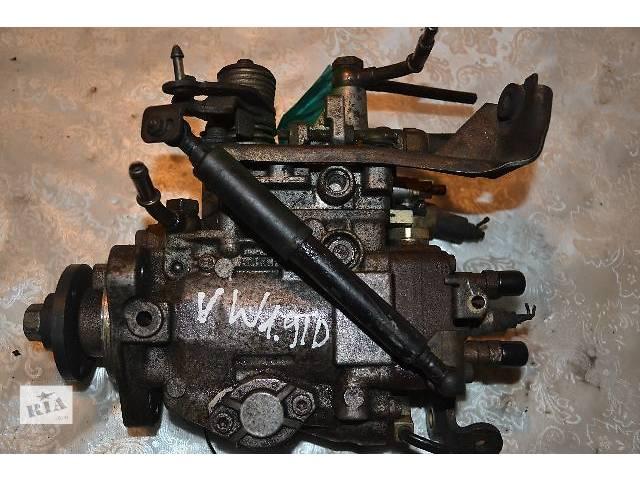 бу б/у Топливная система Топливный насос высокого давления/трубки/шест Легковой Volkswagen в Ковеле