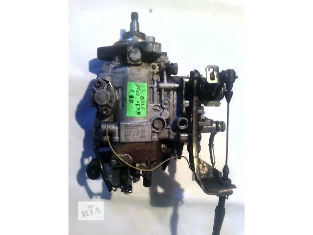 бу б/у Топливная система Топливный насос высокого давления/трубки/шест Легковой Volkswagen Golf 1,9D в Ковеле