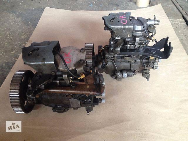 продам б/у Топливная система Топливный насос высокого давления/трубки/шест Легковой Volkswagen Golf IIІ бу в Луцке