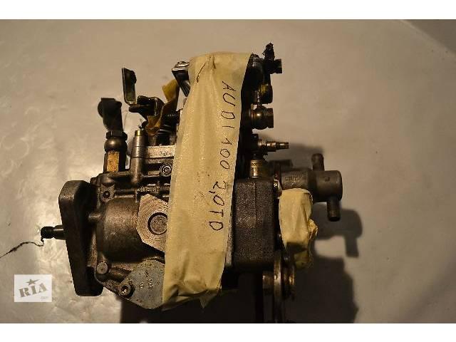 продам Б/у Топливная система Топливный насос высокого давления/трубки/шестерня Легковой Audi 100 2.0TD бу в Ковеле