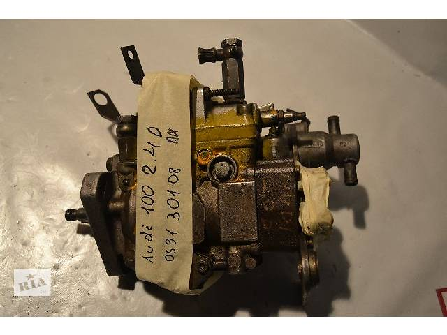 продам Б/у Топливная система Топливный насос высокого давления/трубки/шестерня Легковой Audi 100 2.4D бу в Ковеле