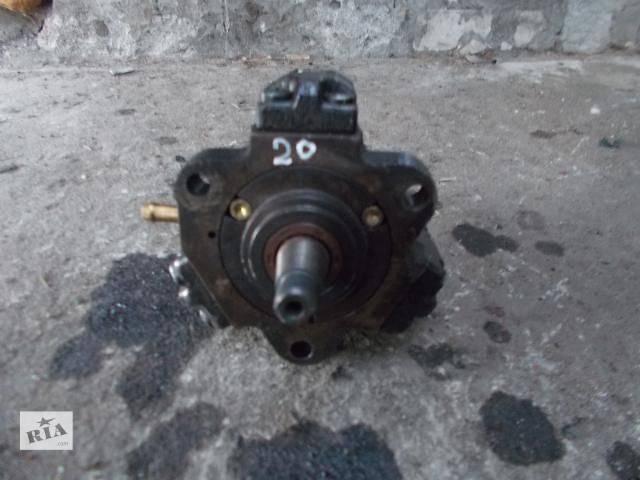 продам Б/у Топливная система Топливный насос высокого давления/трубки/шестерня Легковой Fiat Doblo бу в Ровно