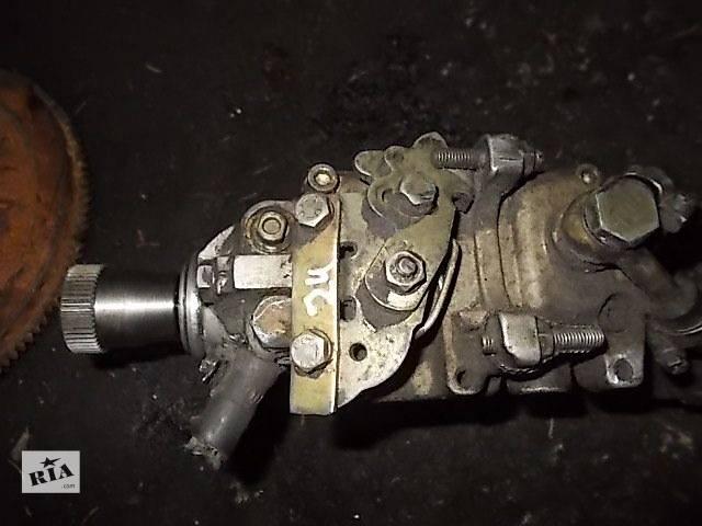 продам Б/у Топливная система Топливный насос высокого давления/трубки/шестерня Легковой Fiat Ducato 1986-1994 бу в Ровно