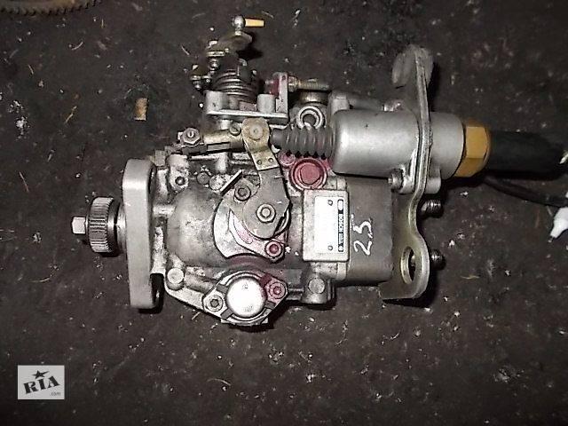 бу Б/у Топливная система Топливный насос высокого давления/трубки/шестерня Легковой Fiat Ducato в Ровно