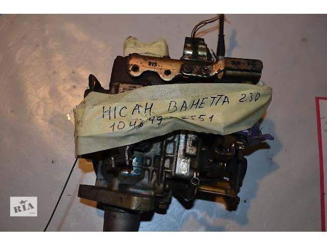 Б/у Топливная система Топливный насос высокого давления/трубки/шестерня Легковой Nissan Vanette 2.3D- объявление о продаже  в Ковеле