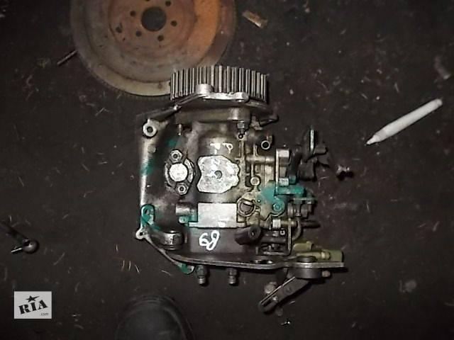 продам Б/у Топливная система Топливный насос высокого давления/трубки/шестерня Легковой Peugeot 405 бу в Ровно