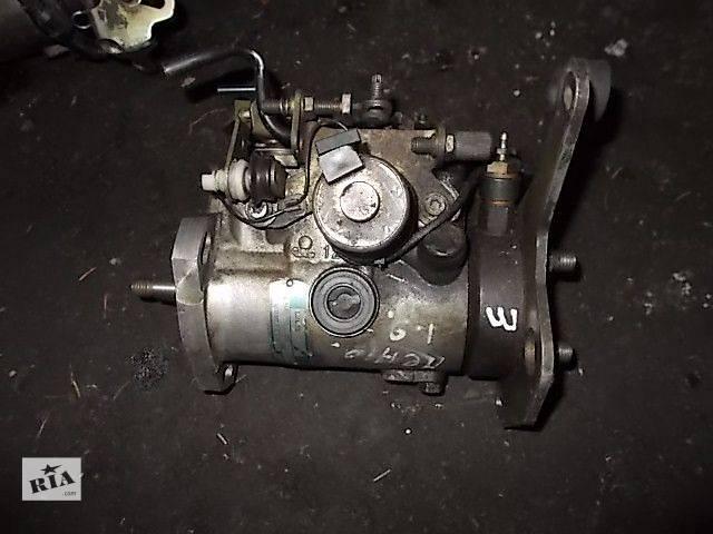 бу Б/у Топливная система Топливный насос высокого давления/трубки/шестерня Легковой Peugeot Partner пасс. 1996 R8443B958E в Ровно