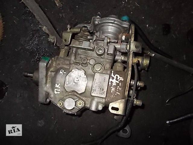 бу Б/у Топливная система Топливный насос высокого давления/трубки/шестерня Легковой Renault 21 1994-1996 в Ровно