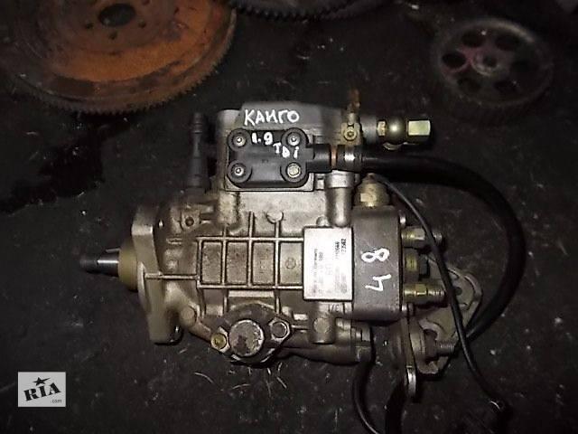 купить бу Б/у Топливная система Топливный насос высокого давления/трубки/шестерня Легковой Renault Kangoo пасс. 1999-2001 в Ровно