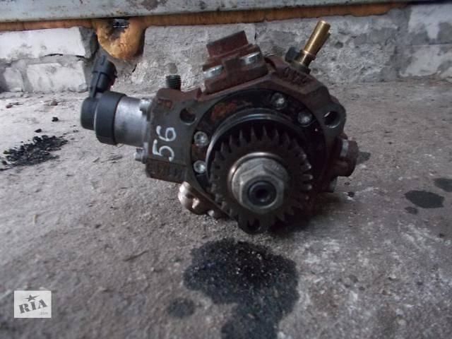 Б/у Топливная система Топливный насос высокого давления/трубки/шестерня Легковой Renault Master пасс. 2010- объявление о продаже  в Ровно