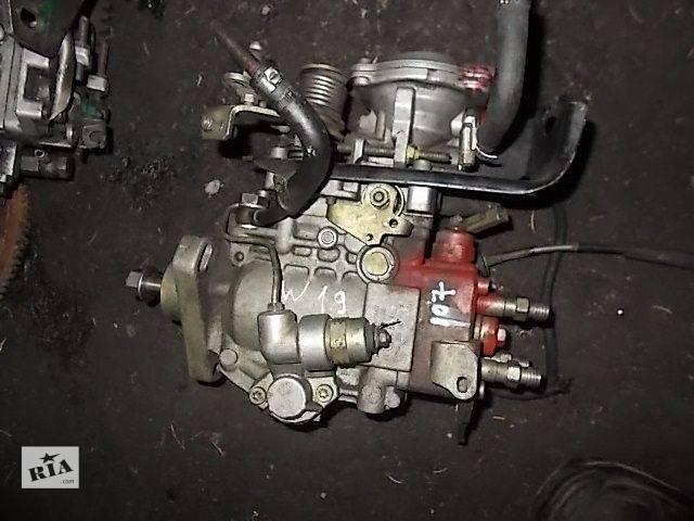 бу Б/у Топливная система Топливный насос высокого давления/трубки/шестерня Легковой Volkswagen Golf в Ровно