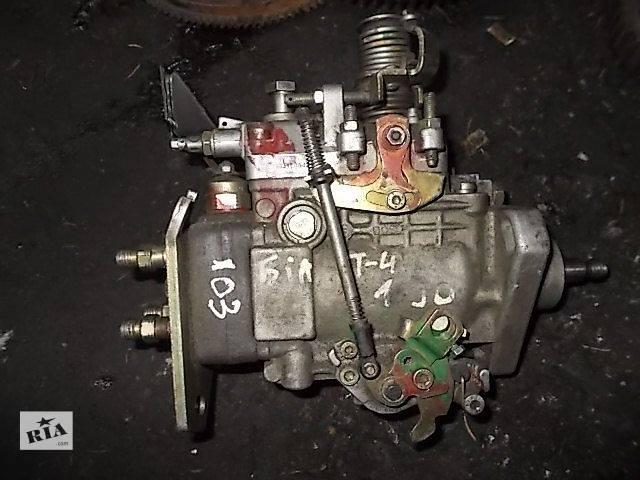 бу Б/у Топливная система Топливный насос высокого давления/трубки/шестерня Легковой Volkswagen Passat 1988-1996 в Ровно