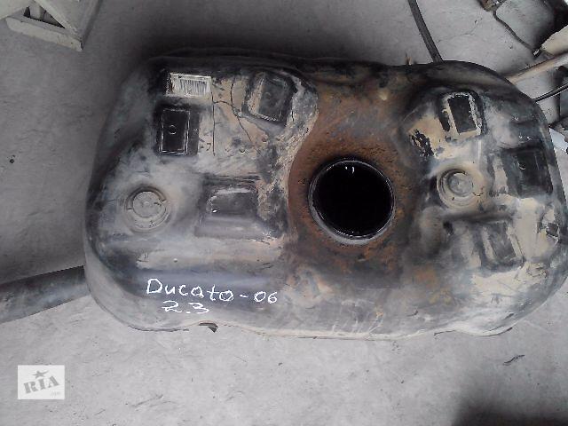 бу Б/у топливный бак для легкового авто Fiat Ducato 2006 в Ивано-Франковске